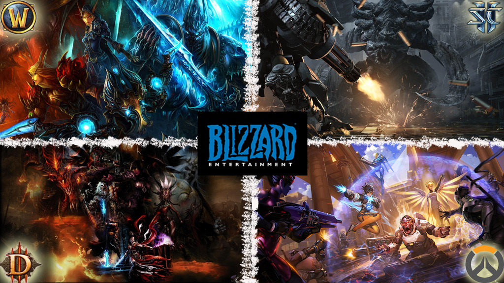 Blizzard Entertainments video games