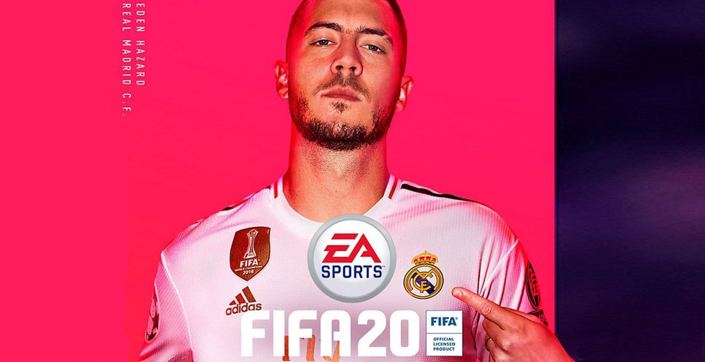 FIFA20 EA sports