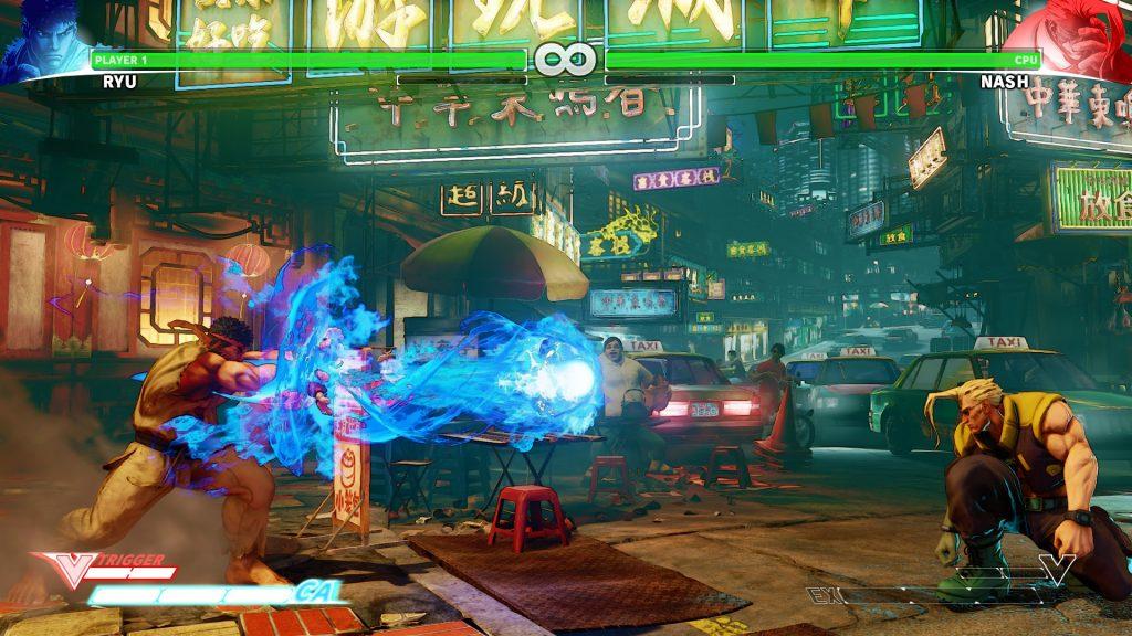 screenshot still of gameplay