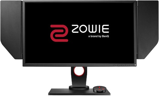 BenQ Zowie Pro Gamer Monitor Front view